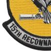 15th Recon Drone Squadron Patch | Lower Left Quadrant