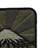 78th Aviation Battalion Patch OD   Upper Right Quadrant