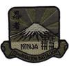 78th Aviation Battalion Patch OD