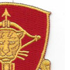 15th Ordnance Battalion Patch | Upper Right Quadrant