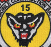 15th Mobile Construction Battalion Patch