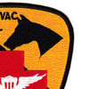 15th Med Battalion 1st Cavalry Division Army Aviation Air Ambulance Patch | Upper Right Quadrant