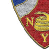 15th Infantry Regiment-A Patch NYG | Lower Left Quadrant