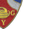 15th Infantry Regiment-A Patch NYG | Lower Right Quadrant