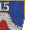 15th Infantry Regiment-A Patch NYG | Upper Right Quadrant