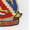 15th Field Artillery Observation Battalion WWII Patch   Lower Right Quadrant