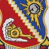 15th Field Artillery Observation Battalion WWII Patch | Center Detail