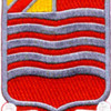 15th Field Artillery Battalion Patch Allons - Version A | Center Detail