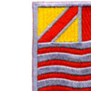 15th Field Artillery Battalion Patch Allons - Version A | Upper Left Quadrant