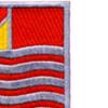 15th Field Artillery Battalion Patch Allons - Version A | Upper Right Quadrant