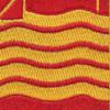 15th Field Artillery Battalion Patch | Center Detail
