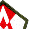 15th Army Group Patch | Upper Right Quadrant