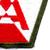 15th Army Group Patch | Lower Right Quadrant