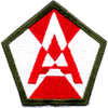 15th Army Group Patch