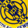 15th Air Base Wing Patch | Center Detail