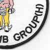 788th Bombardment Squadron 467th Bomb Group Patch | Lower Right Quadrant