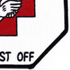 159th Medical Detachment Air Ambulance Patch | Lower Right Quadrant