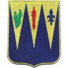 159th Infantry Regiment Patch
