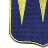 159th Infantry Regiment Patch | Lower Left Quadrant