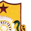 159th Field Artillery Battalion Patch - Version B | Upper Right Quadrant