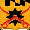 158th Cavalry Regiment Patch | Center Detail