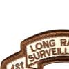 1st Infantry Division Long Range Scroll Desert Patch | Upper Left Quadrant