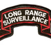 1st Infantry Division Long Range Scroll Patch | Center Detail
