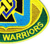 1st Infantry Brigade Combat Team 1st Infantry Division Special Troops Battalion Patch STB-49 | Lower Right Quadrant