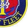 1st Fleet Patch Insignia | Lower Right Quadrant