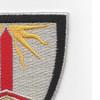 1st Finance Battalion Patch | Upper Right Quadrant