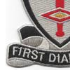 1st Finance Battalion Patch | Lower Left Quadrant