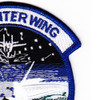 1st Fighter Wing Patch F-22 Integration Office | Upper Right Quadrant