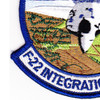 1st Fighter Wing Patch F-22 Integration Office | Lower Left Quadrant