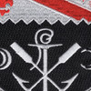 1st Engineer Battalion Patch Vietnam | Center Detail