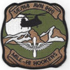 1st Detachment E Company 168th Aviation Regiment Patch