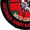 1st Detachment 832nd Aviation Medical Company Air Ambulance Patch | Lower Left Quadrant