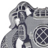 1st Class Diver Badge Patch | Upper Left Quadrant
