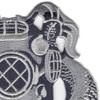 1st Class Diver Badge Patch | Upper Right Quadrant