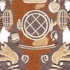 1ST Class Diver Badge Desert Patch | Center Detail