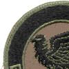 1st Cavalry Regiment OD Patch | Upper Left Quadrant