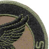 1st Cavalry Regiment OD Patch | Upper Right Quadrant
