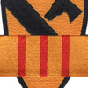 1st Cavalry Division Vietnam Service Ribbon Patch | Center Detail