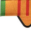 1st Cavalry Division Vietnam Service Ribbon Patch | Lower Left Quadrant