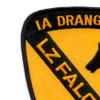 1st Cavalry Division Patch Ia Drang 1965 Lz Falcon Vietnam | Upper Left Quadrant
