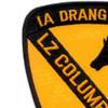1st Cavalry Division Patch Ia Drang 1965 Lz Columbus Vietnam | Upper Left Quadrant