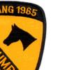 1st Cavalry Division Patch Ia Drang 1965 Lz Columbus Vietnam | Upper Right Quadrant
