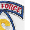 77th Special Forces Company Patch   Upper Right Quadrant