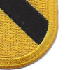 1st Cavalry Division Flash Patch HQ | Lower Right Quadrant