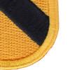 1st Cavalry Div HQ'S Non Airborne Beret Flash Patch #2   Lower Right Quadrant
