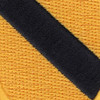1st Cavalry Div HQ'S Non Airborne Beret Flash Patch #2 | Center Detail